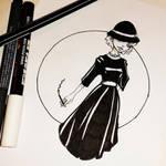 Black Elegance by Ninelyn
