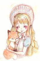 Sketch - Cuties by Ninelyn