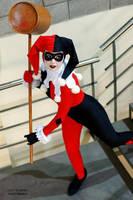 Harley Quinn Cosplay : Adam Hughes by Thecrystalshoe