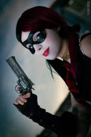 Harley Quinn : Injustice - Cosplay by Thecrystalshoe
