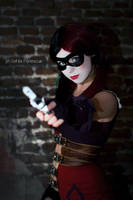 Harley Quinn - Injustice - BANG ! by Thecrystalshoe