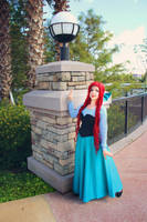 Ariel - The little Mermaid Cosplay by Thecrystalshoe