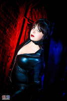 Selina Kyle - Catwoman cosplay by Thecrystalshoe