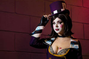 Mad Moxxi Cosplay - Miss me, sugar? by Thecrystalshoe