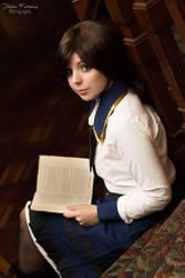 Elizabeth Comstock - Cosplay by Thecrystalshoe