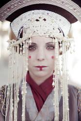 Queen Amidala of Naboo : Pre-senate Kimono by Thecrystalshoe