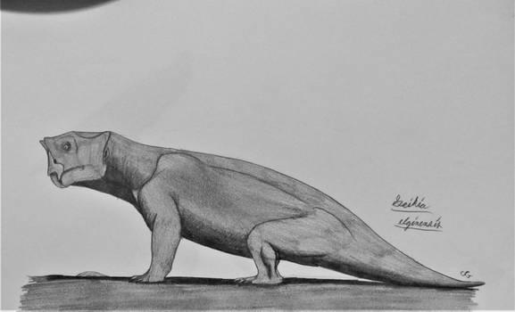Geikia elginensis by AcroSauroTaurus