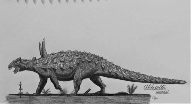 Aletopelta coombsi by AcroSauroTaurus