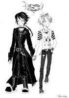 Fashion x Goth lol by Goku-chan