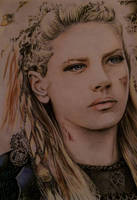 Lagertha Vikings by Brynios
