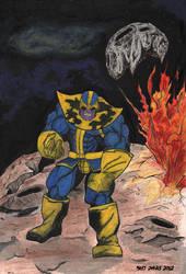 Thanos by Ken-Davis