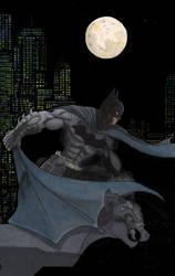 Batman by Ken-Davis