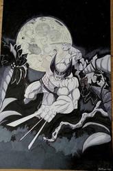Wolverine by Ken-Davis
