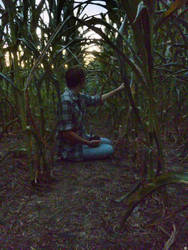 Outlast - The Cornfield 2 by TheOracleDragon