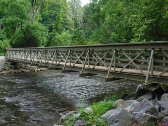Bridge Across the Creek by TheOracleDragon
