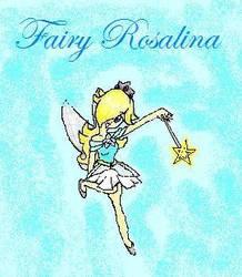 Fairy Rosalina by LilacPhoenix
