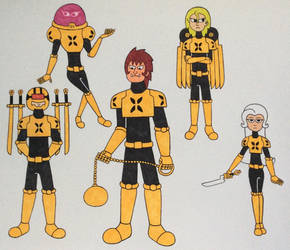 Squad X by NeoNimbus526