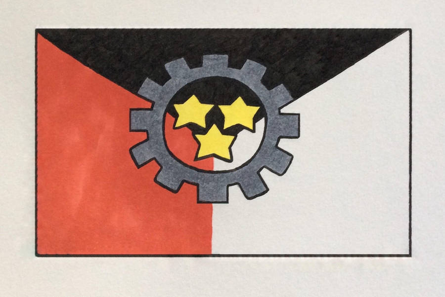 Flag Entry: One Nation Flag by NeoNimbus526