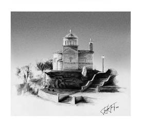Church by BojanPapic