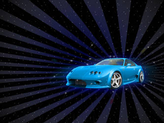 VeilSide Supra Fortune 03 Mod by ahmed92