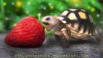 Jurassic World's Mini Turtle by A-M-A-P