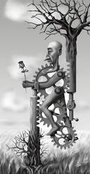 The Chief Designer,s Dream by vmoldavsky