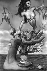 Symbiosis 2 by vmoldavsky