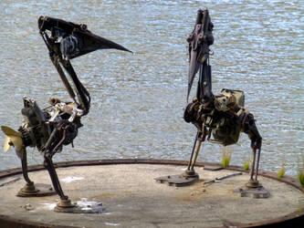 Love birds by iskarlata