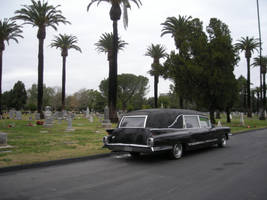 1962 hearse by CoffinCartel