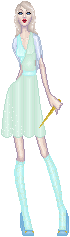Fleur Delacour by EbbAAA