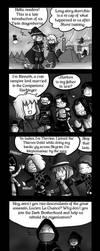 Misadventure082-Skyrim: Twin Dragonborns by RinnKruskov