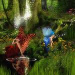Waters' Edge by Jazzine