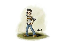 Drake Cartoons by bigconverse