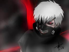 Kaneki Ken by Demonconstruct