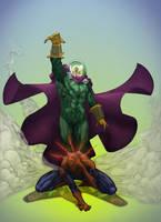 Mysterio: now more flavor by DeadlyPancake