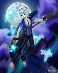 Jack Frost, the Winter Prince by SkarmorySilver