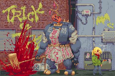 Halloween2018 by HigataUrase
