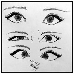 Eyes by pegucool