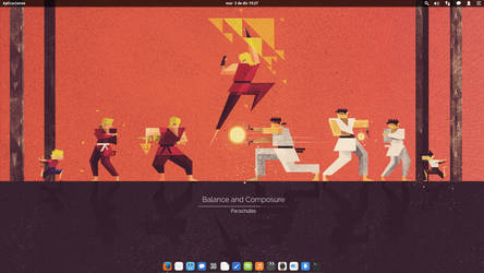 Elementary Os - December by GianfrancoUC