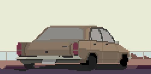 Car by GianfrancoUC
