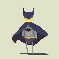 Batman by GianfrancoUC
