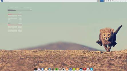 Xubuntu 14.10 - Marzo by GianfrancoUC