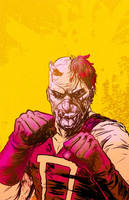Daredevil Yellow by ComicMunky