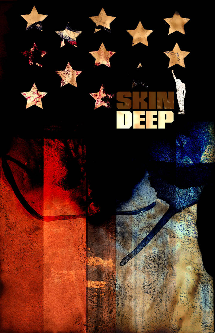 Skin deep cover5 by ComicMunky