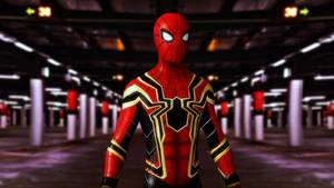 [XNA] Minor Spoiler :( Iron Spider-Man Homecoming by AditRaidaa