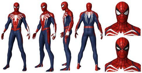 [XNA] New Detail On Insomniac Spiderman New UPDATE by AditRaidaa