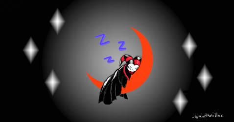 Sleeping DONoVAN by quintanillac