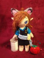Chibi Plush by Chibi-Katie