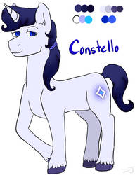 Constello by ShadowThorn2000