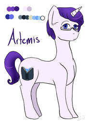 Artemis by ShadowThorn2000